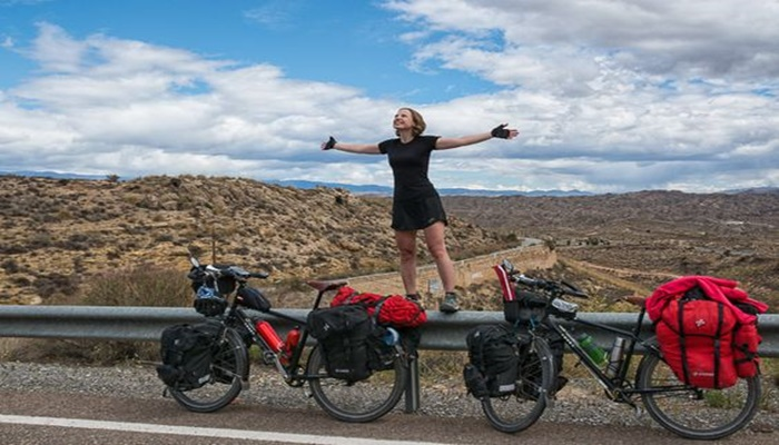 ¡Atrévete a viajar en bicicleta!