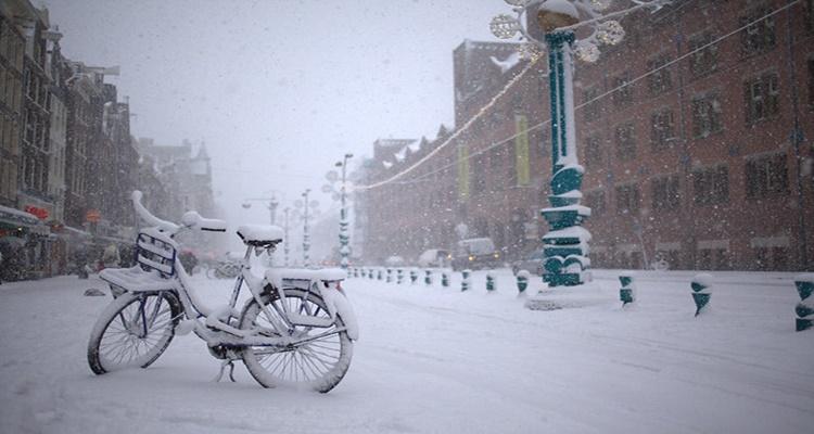 Cómo preparar las bicicletas para la temporada invernal