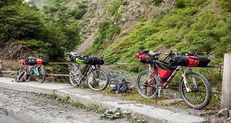 ¡Prepárate para el bikepacking!